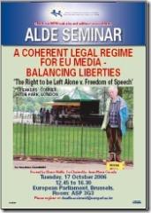 Alde Seminar
