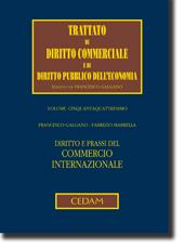 Galgano-Marrella Diritto e Prassi del Commercio Internazionale